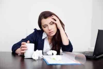 Головная и мышечная боль при температуре