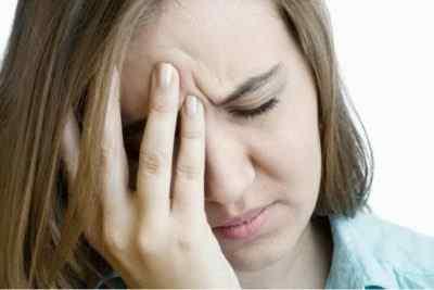Офтальмологическая мигрень
