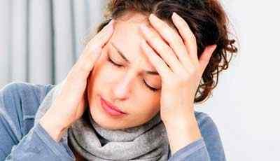 Характеристика боли в районе головы