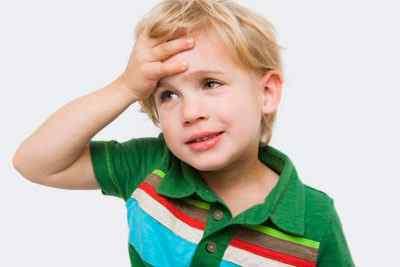 Почему болит голова у ребенка