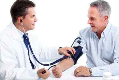 Головная боль и высокое кровяное давление