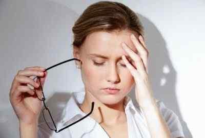 Головная боль на фоне стресса