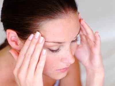 Причины вторичной природы головной боли