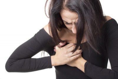 Болит голова и соски, причины