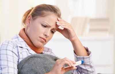 Температура, головная боль - какое лечение необходимо