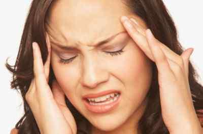 Первичная головная боль. Мигрень и причины ее возникновения