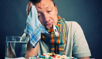 Лечение головной боли во время гриппа