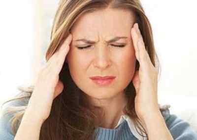 Повышенное инкраниальное давление (опухоль головного мозга)
