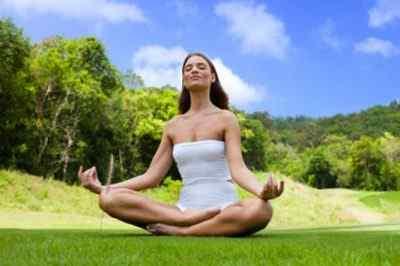 Попробуйте йогическое дыхание