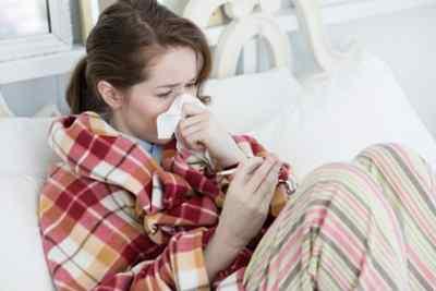 Болеем от простуды