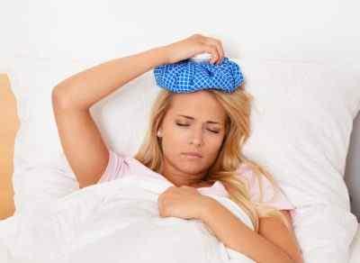 Первая помощь при головной боли