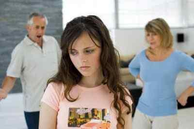 Характерные причины для подростков