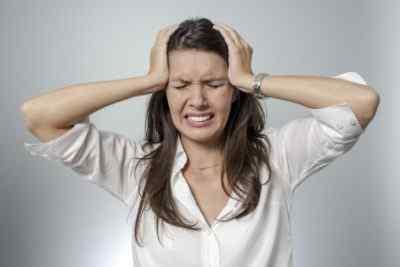 Страх причиняет головную боль