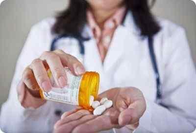Медикаментозное профилактическое лечение