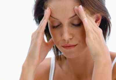 Когда речь идёт не о мигрени