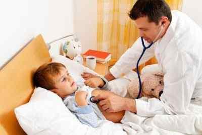 Когда симптомы становятся опасными для ребенка