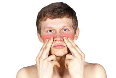 Трудности с пазухами носа