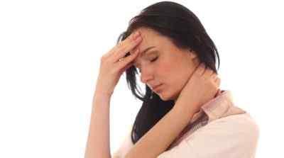 Проявления цервикокраниального синдрома