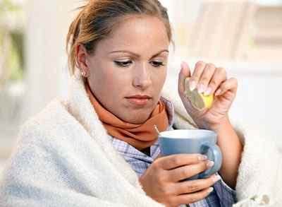 Простуда – разные времена года, одинаковые симптомы