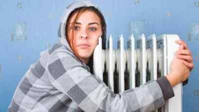 Холод. Наружное воздействие холода