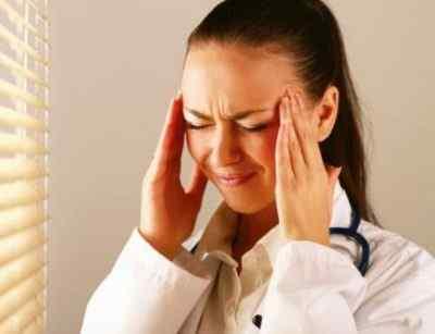 Пульсация в висках – что является причиной