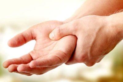 Покалывание в пальцах