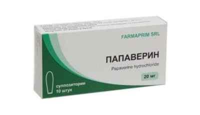 Фармацевтическое действие папаверина