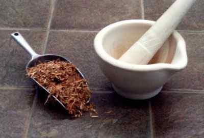 Чай из коры ивы