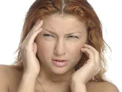 Простая мигрень без ауры