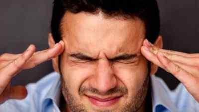 Что может спровоцировать цефалгию в данной части головы