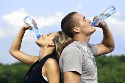 Питьевой режим и чистый воздух