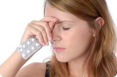 Применение эрготамина при мигрени