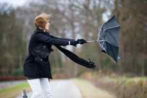 Степени зависимости от ветра