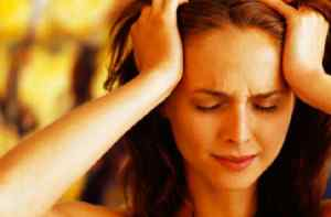 Характеристика первичной боли в области головы