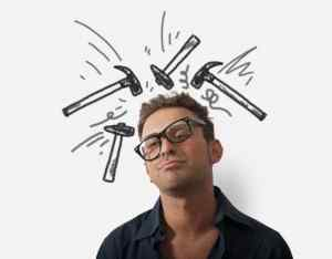 Чего не стоит делать при мигрени