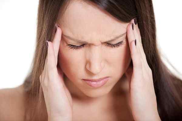 головной боли в висках