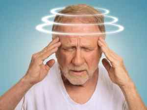 частые причины головокружения