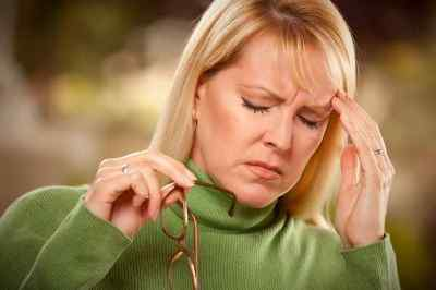 Причины проявления и развития мигрени
