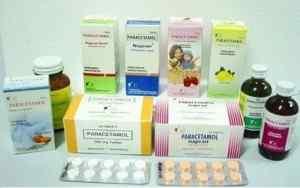 Формы, в которых выпускается лекарственное средство и в какие препараты входит Парацетамол