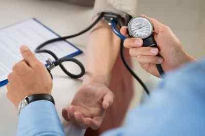 Изменения артериального давления (гипотония и гипертония)