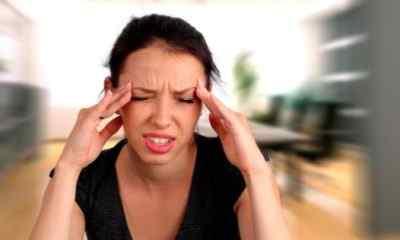 Факторы, влияющие на появление и развитие головной боли