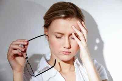 Болит голова в левом полушарии