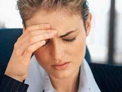 Боли головы, а именно правого полушария
