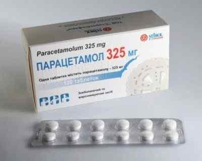 Парацетамол - как спасение от головной боли