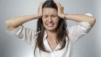 Основные причины частой головной боли