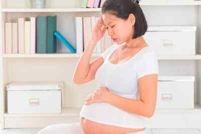 Причины развития и проявления головной боли во время беременности