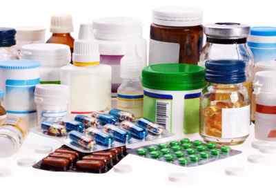 Список часто используемых препаратов