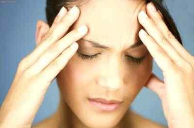 Похудение и возникновение головной боли