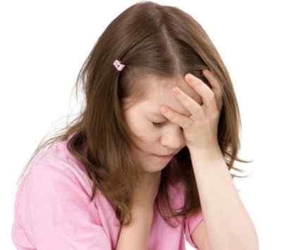 Головные боли затрагивают детей