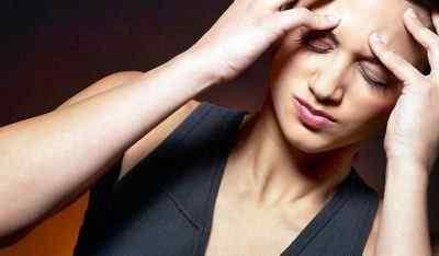 Причины возникновения головных болей